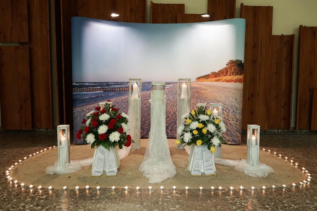 Bestattung Trauerfeier Bestattungshaus Torben Harms